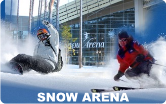 Kryty Stok Narciarski Snow Arena Druskienniki