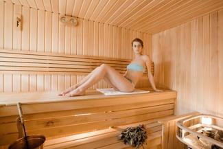 Sauna Hotel Best Western Central Druskienniki