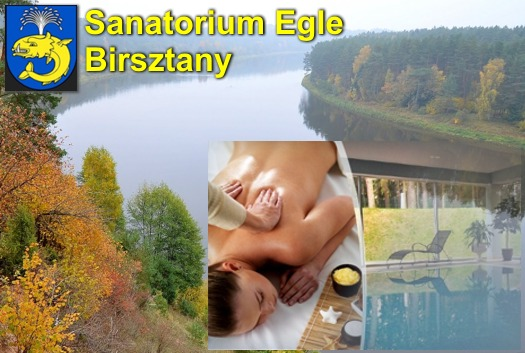 Sanatorium Egle Birsztany Pobyt Rezerwacja