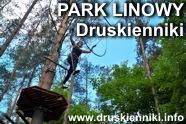 Druskienniki Park Linowy Wyjazdy