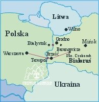 Dojazd Sanatorium czabarok Białoruś