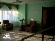 Hol Pawilon Hotelowy san. Czabarok Białoruś
