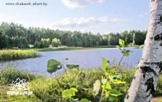 Zalew Sanatorium Czabarok Białoruś