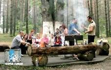 Piknik Sanatorium Czabarok Białoruś