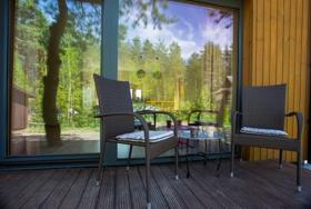 Druskienniki booking Apartament Rezerwacja Taras