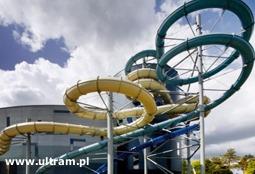 AquaPark Druskienniki Zjezdzalnie