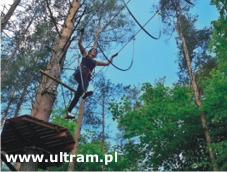 Druskienniki Park Linowy, Event Firmowy Druskienniki Litwa