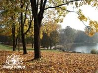 Jesienią w Druskiennikach