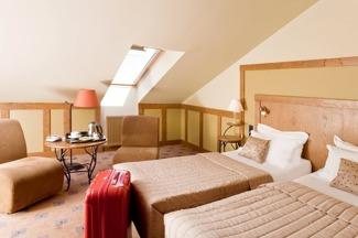 Pokój 2 Osobowy Hotel Best Western Central Druskienniki