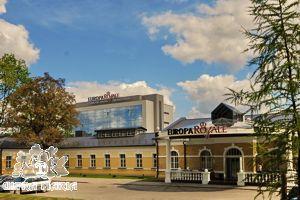Druskienniki Hotel Europa Royale Rezerwacja