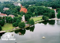 Widok Druskienniki Litwa Lithuania Viesbutis Booking
