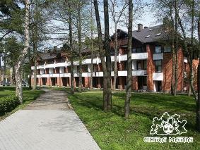 Hotel Żuvedra II Korpus Pałanga / Połąga