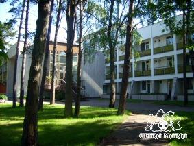 Hotel Żuvedra I Korpus Pałanga / Połąga