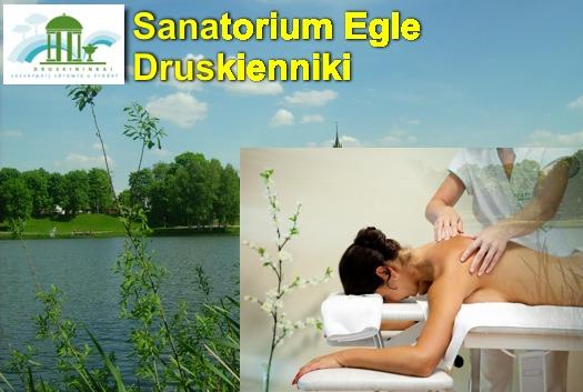 Sanatorium Egle Druskienniki Pobyt Rezerwacja