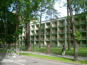 Druskienniki Sanatorium Białoruś