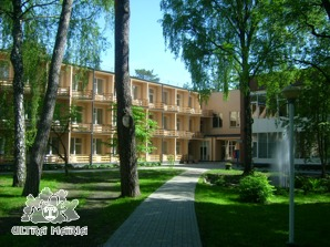 Sanatorium Dainava Noclegi Druskienniki Litwa