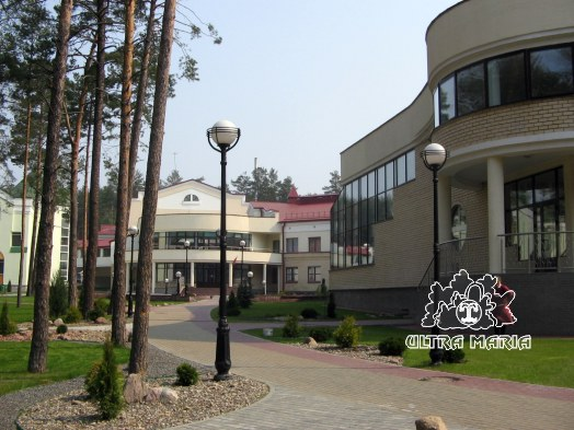 Sanatorium Ruzanskij Białoruś