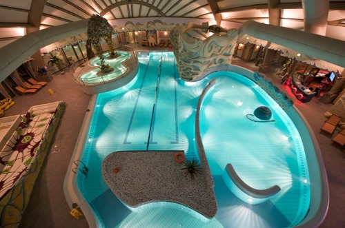 Aquapark SPA Druskienniki Grand SPA Litwa