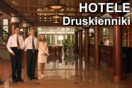 Druskienniki Druskieniki Hotel Rezerwacja